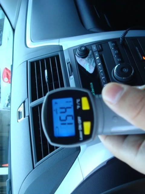 Bad Engine/Coolant Temperature Sensor?   EnclaveForum net