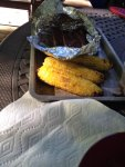 ribs and corn dinner time.jpg