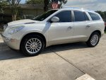 My new 2012 Buick Enclave